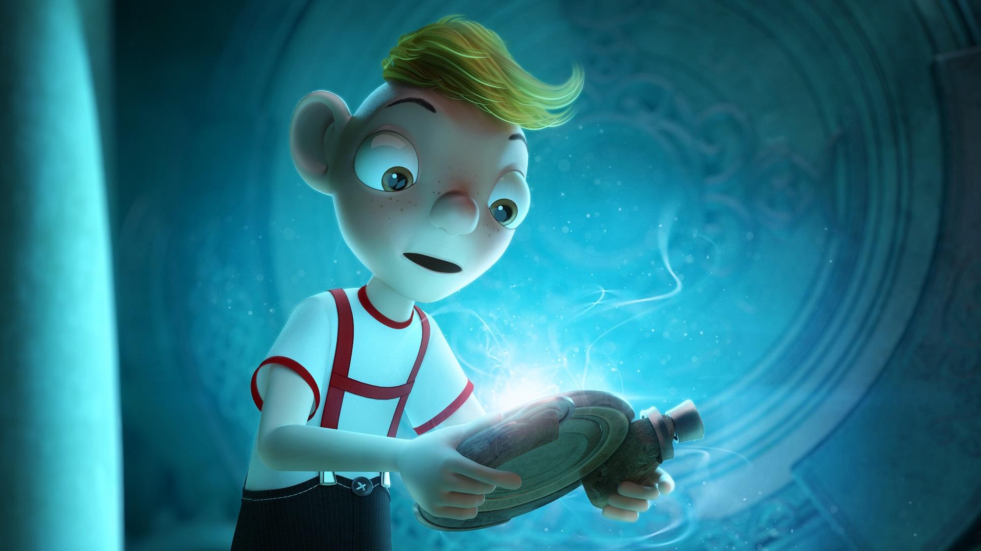 Семейный мультфильм «Гурвинек. Волшебная игра» в кино!