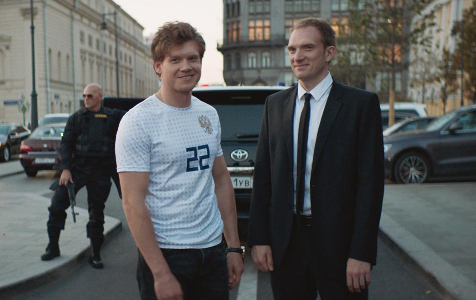 В прокат выходит лирическая комедия «Трезвый водитель»