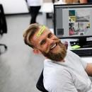 На роботі не без гумору