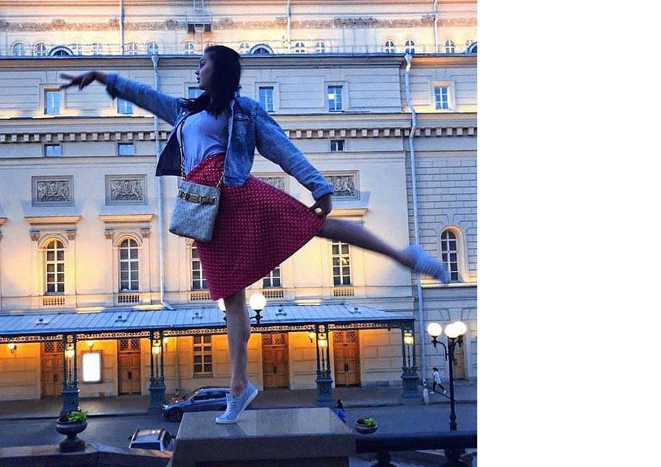 «Золотая рыбка» Лиза Елисеева: «Это здорово — заниматься тем, что приносит удовольствие»
