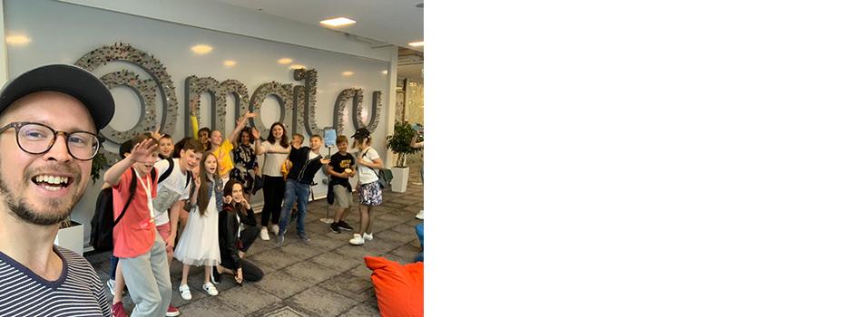 День открытых дверей в KidsDevelop в Санкт-Петербурге
