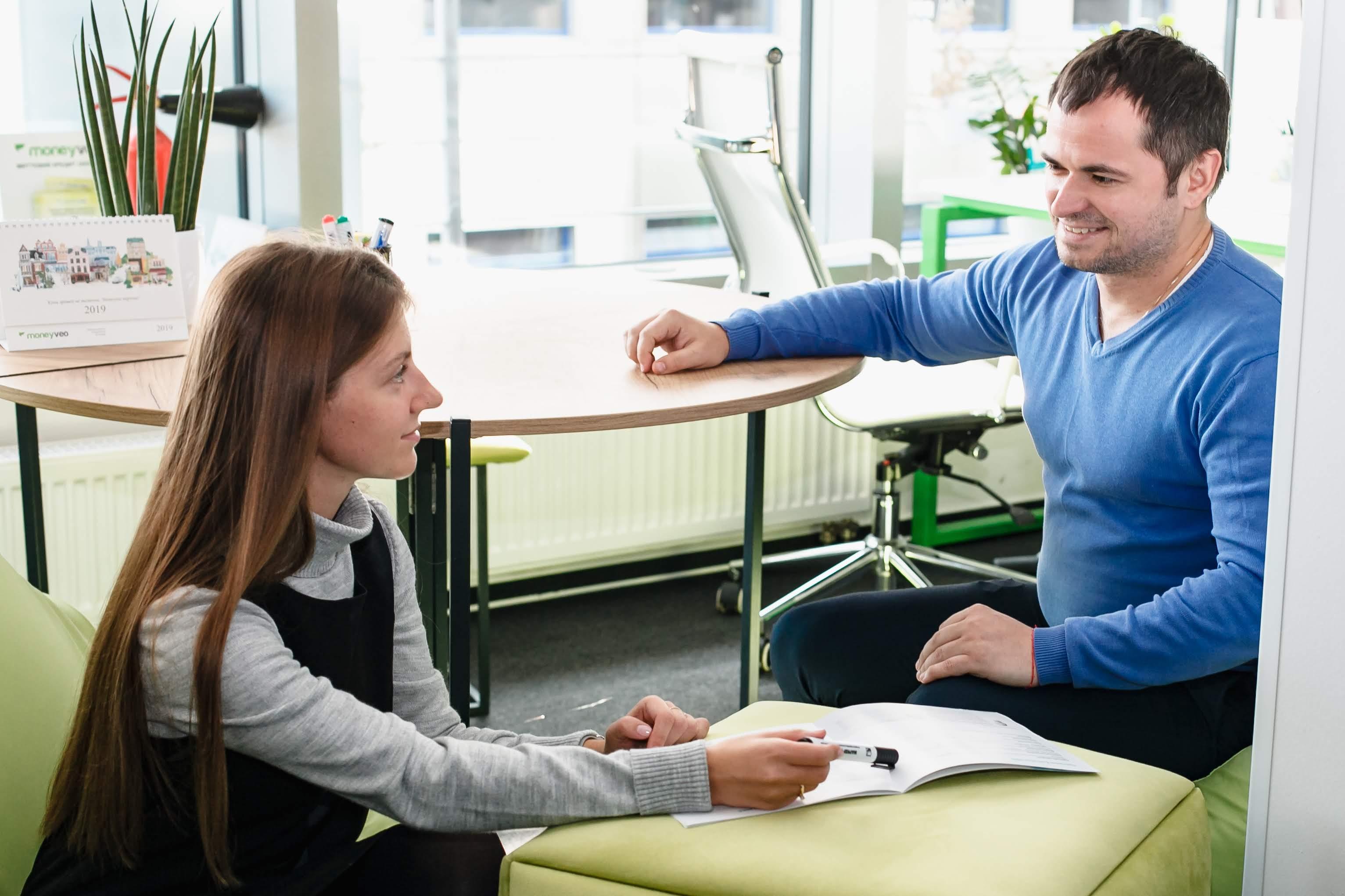 moneyveo: сделаем довольным и успешным каждого сотрудника