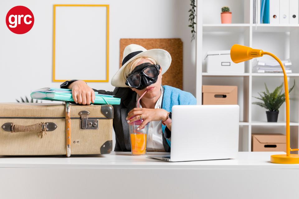 Как отключиться от работы во время отпуска?