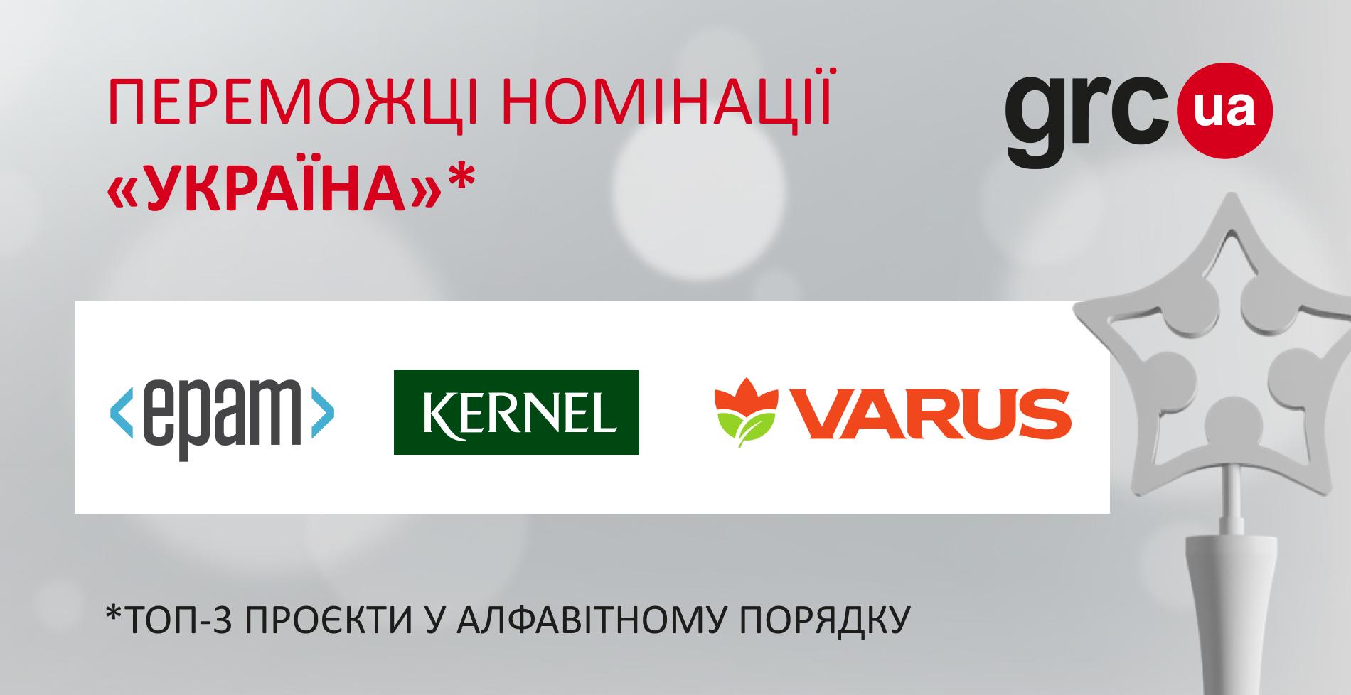 Оголошено переможців Премії HR-бренд Україна 2020