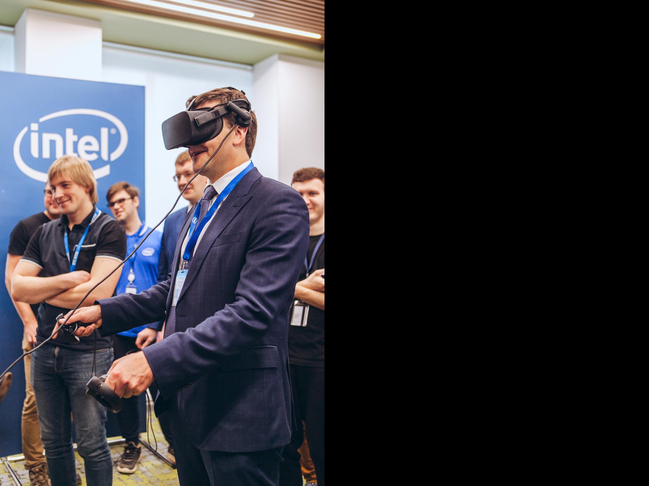 Intel: «Мы работаем с технологиями, которые опережают время»