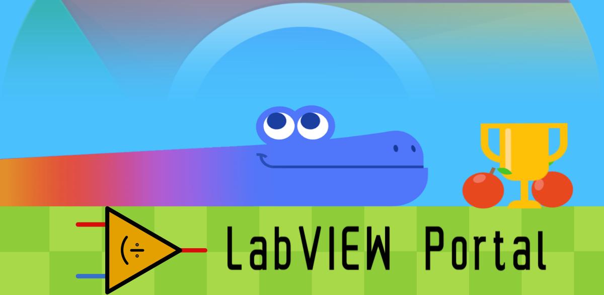 Олимпиада по программированию LabVIEW Portal 2021