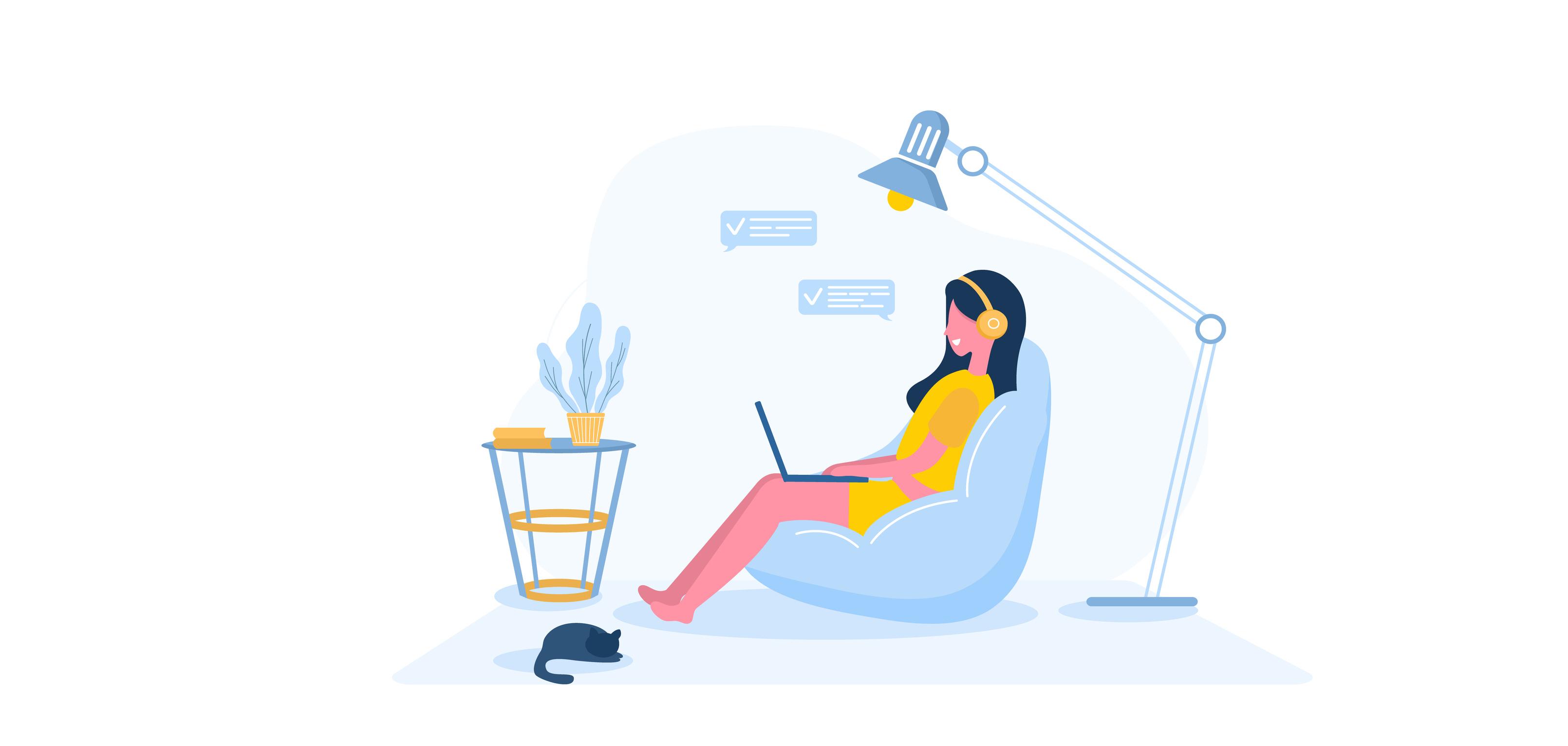 Удаленный год: как компании уходили в онлайн, справлялись с трудностями и «болтали у кулера» не выходя из дома