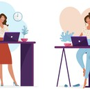 Мама на работе: реальные истории о выходе из декрета