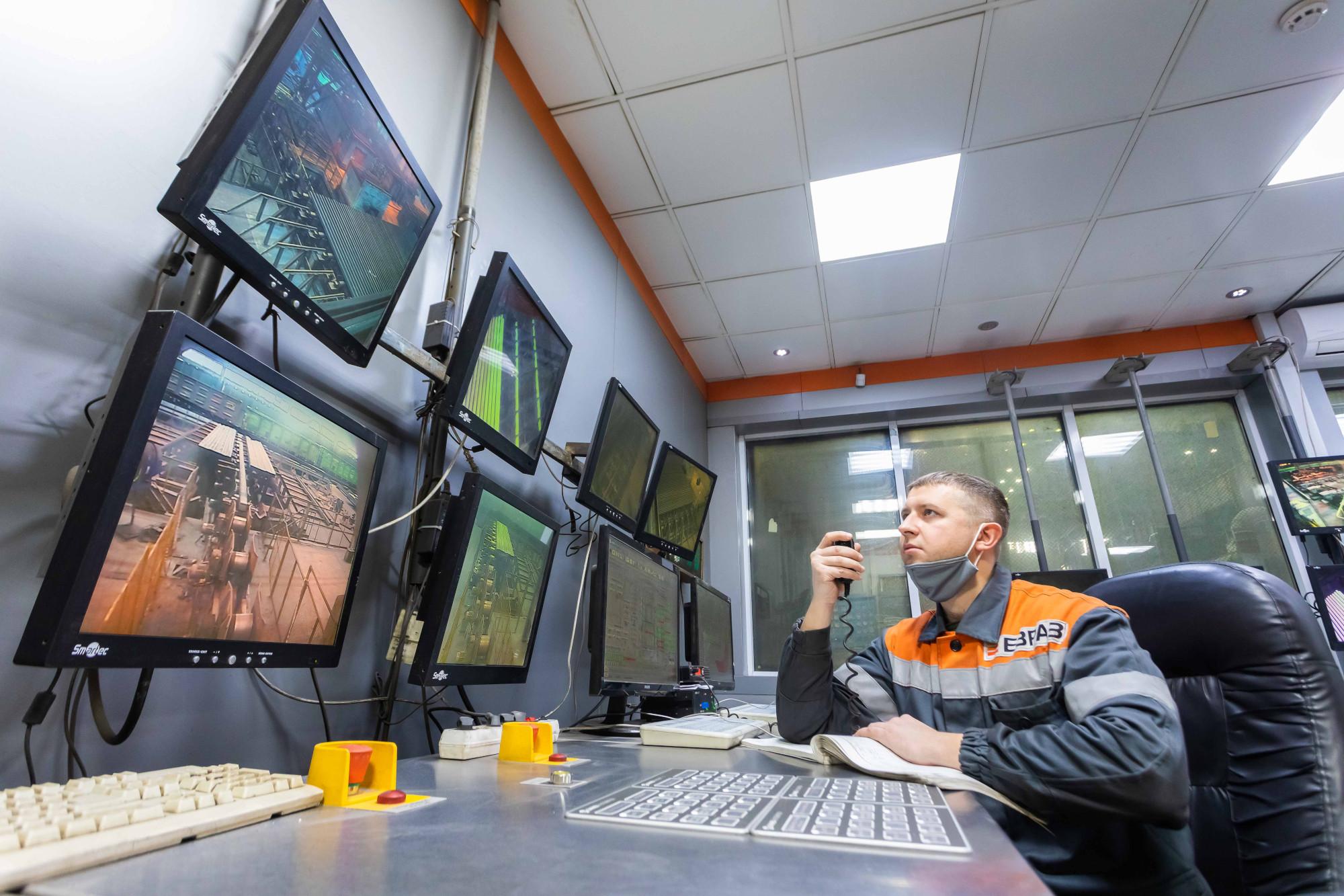 ЕВРАЗ: цифровые решения в промышленности