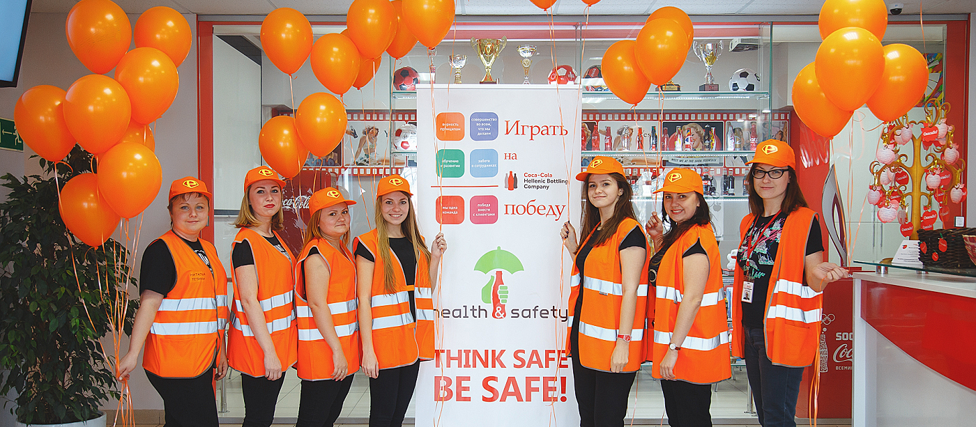 Coca-Сola HBC Россия: женщины на производстве